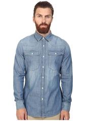 G Star Raw Denim G-Star Raw Men's 3301 Long Sleeve Denim Shirt