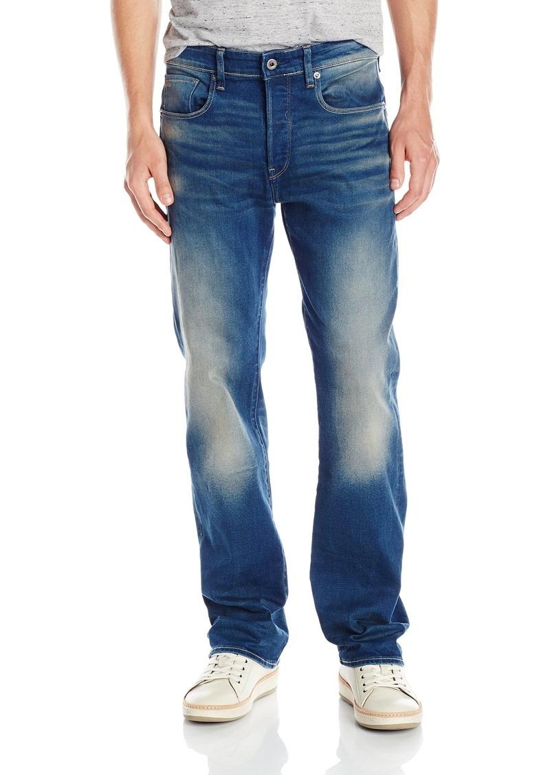 G Star Raw Denim G-Star Raw Men's 3301 Loose-Fit Jean  30x32