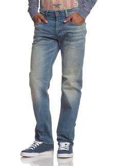 G Star Raw Denim G-Star Raw Men's 3301 Loose Fit Jean in Cyclo Stretch Denim  38x32