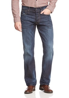 G Star Raw Denim G-Star Raw Men's 3301 Loose Fit Jean in Swash Denim  30x32