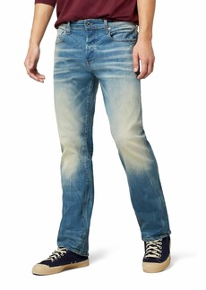 G Star Raw Denim G-Star Raw Men's 3301 Relaxed-Fit Jean in Cyclo Stretch Denim  33x34