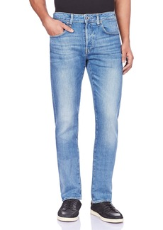 G Star Raw Denim G-Star Raw Men's 3301 Slim Fit Pant in Humber Stretch Denim   40x34