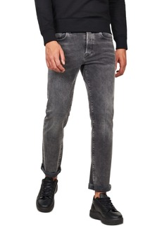 G Star Raw Denim G-Star Raw Men's 3301 Straight Stretch Jeans, Created For Macy's