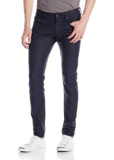 G Star Raw Denim G-Star Raw Men's 3301 Super Slim Fit Jean In Blue Pint Stretch Denim   30x34