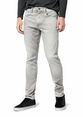 G Star Raw Denim G-Star Raw Men's 3301 Tapered-Fit Jean in Kamden Grey  36x30