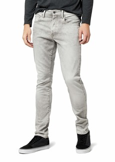 G Star Raw Denim G-Star Raw Men's 3301 Tapered-Fit Jean in Kamden Grey  36x30