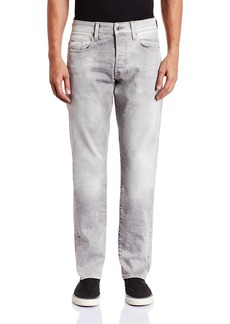 G Star Raw Denim G-Star Raw Men's 3301 Tapered-Fit Jean in Kamden Grey  40x34