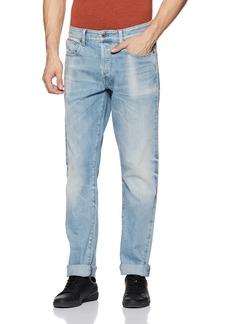 G Star Raw Denim G-Star Raw Men's 3301 Tapered Fit Jean in Nippon Stretch Denim  30x32