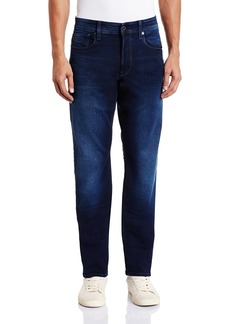 G Star Raw Denim G-Star Men's 3301 Tapered Fit Jean Slander Indigo Superstret  2932