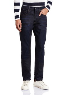 G Star Raw Denim G-Star Raw Men's 3301 Tapered Fit Pant in Visor Stretch Denim   38x32