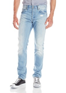 G Star Raw Denim G-Star Raw Men's 3301 Tapered Leg Jean In Wisk Denim ed  36x30