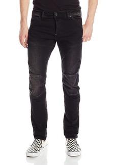 G Star Raw Denim G-Star Raw Men's 3D Slim Fit Jean In Intor Black Stretch Denim   31x32