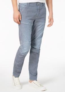 G Star Raw Denim G-Star Raw Men's 3D Striped Slim-Fit Stretch Jeans, Created for Macy's
