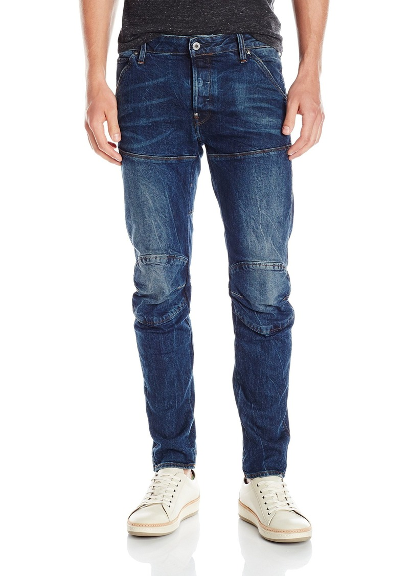 G Star Raw Denim G-Star Raw Men's 5620 3D Slim-Fit Jean  29x30