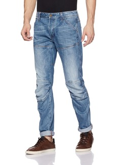 G Star Raw Denim G-Star Raw Men's 5620 3D Slim-Fit Jean  32x34