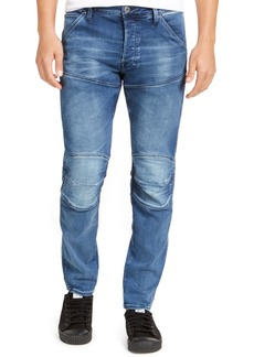 G Star Raw Denim G-Star Raw Men's 5620 3D Slim-Fit Stretch Jeans