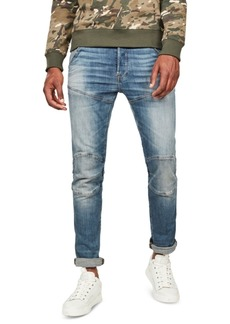 G Star Raw Denim G-Star Raw Men's 5620 3D Slim-Fit Stretch Jeans