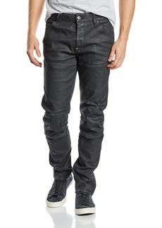 G Star Raw Denim G-Star Raw Men's 5620 3D Slim Jeans in Black Pintt Stretch Denim Dk Aged 34x32