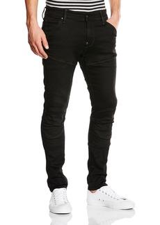 G Star Raw Denim G-Star Raw Men's 5620 3D Super Slim Fit Jean In Slander Black Superstretch  40x32