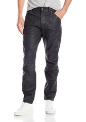 G Star Raw Denim G-Star Raw Men's 5620 3D Tapered-Fit Painted Jean  33x32