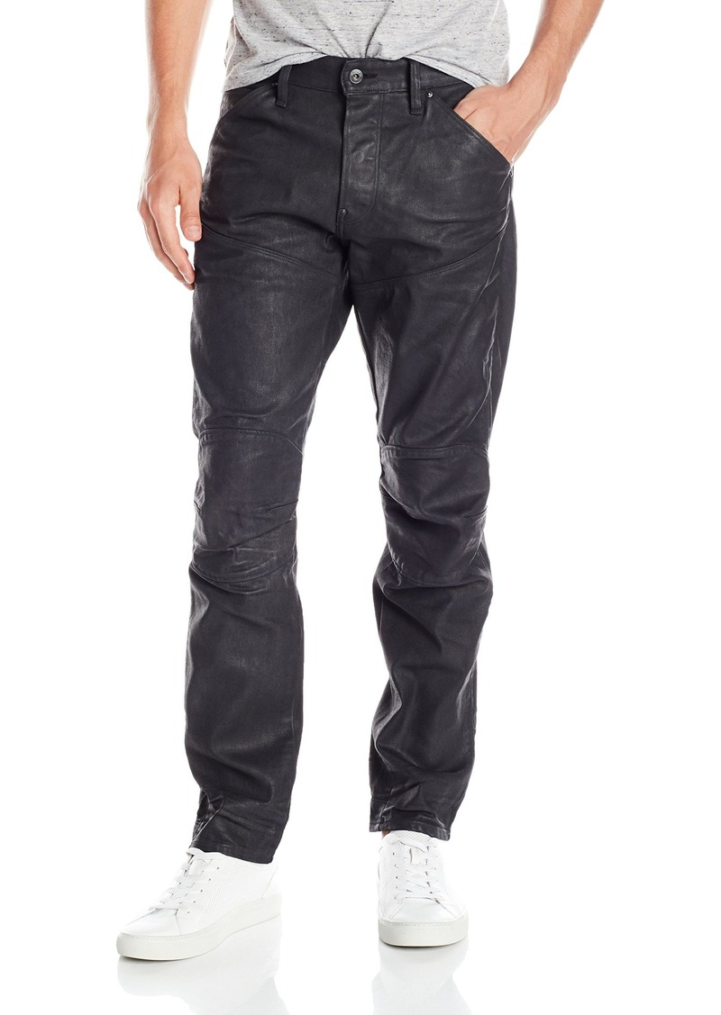 G Star Raw Denim G-Star Raw Men's 5620 3D Tapered-Fit Painted Jean  34x32