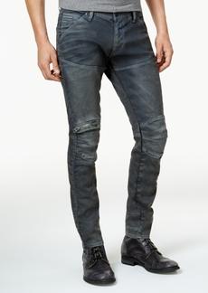 G Star Raw Denim G-Star Raw Men's 5620 3D Zip-Knee Super Slim-Fit Jeans