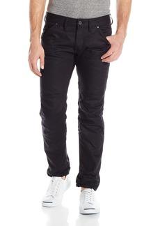 G Star Raw Denim G-Star Raw Men's 5620 Bike Low Tapered Leg Jean In Black Format Denim 3D Aged  29x32