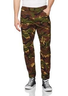 G Star Raw Denim G-Star Raw Men's 5622 Elwood X25 Jeans by Pharrell Williams in Woodland Camo  31x32