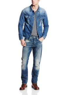 G Star Raw Denim G-Star Raw Men's A Crotch 3D Slim Denim Jacket