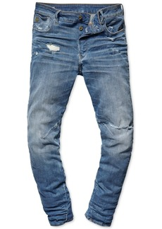 f18e1ceed9e G Star Raw Denim G-Star Raw Men's Arc 3D Relaxed Tapered Jeans, Created