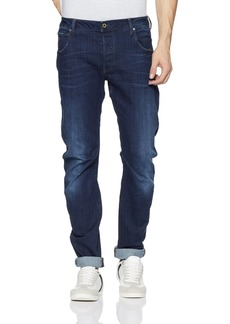 G Star Raw Denim G-Star Raw Men's Arc 3D Slim Fit Jean in Devon Stretch Denim  32x30