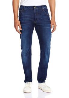 G Star Raw Denim G-Star Raw Men's Arc 3D Slim Fit Jean in Devon Stretch Denim   33x34