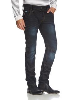 G Star Raw Denim G-Star Raw Men's Arc 3D Slim Fit Jean In Hydrite Denim   31x34