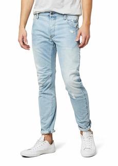 G Star Raw Denim G-Star Raw Men's Arc 3D Slim Fit Jean In Wisk Denim   34x30
