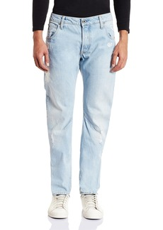 G Star Raw Denim G-Star Raw Men's Arc 3D Slim Fit Jean In Wisk Denim   36x30