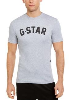 G Star Raw Denim G-Star Raw Men's Arced Logo T-Shirt, Created For Macy's