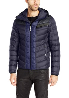 G Star Raw Denim G-Star Raw Men's Attacc Hooded Down Jacket