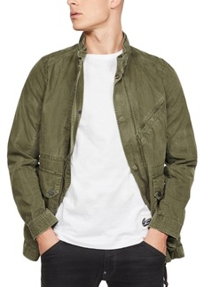 G Star Raw Denim G-Star Raw Men's Back Pocket Field Jacket, Created for Macy's