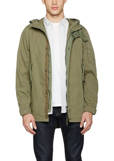 G Star Raw Denim G-Star Raw Men's Batt HDD Short Parka