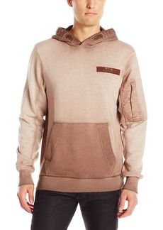 G Star Raw Denim G-Star Raw Men's Batt Ma1 Style Hoodie Sweatshirt