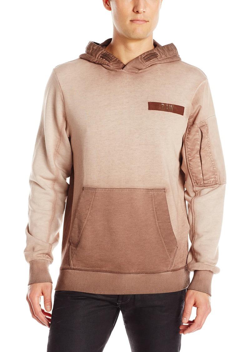 c5ce82559af G Star Raw Denim G-Star Raw Men's Batt Ma1 Style Hoodie Sweatshirt ...