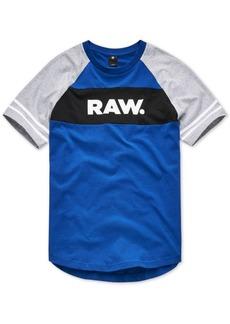 G Star Raw Denim G-Star Raw Men's Beatal Colorblocked Logo T-Shirt