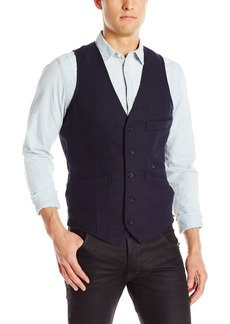 G Star Raw Denim G-Star Raw Men's Blake Wool Waistcoat Vest