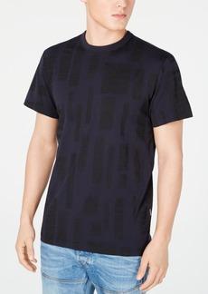 G Star Raw Denim G-Star Raw Men's Block Pattern T-Shirt, Created for Macy's