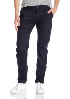 G Star Raw Denim G-Star Raw Men's Bronson 3D Slim Fit Pant In Premium Micro Stretch Mazarine Blue  30x32