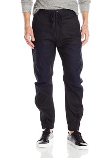 G Star Raw Denim G-Star Raw Men's Bronson Tapered Cuffed Pants Dark Aged 31x32