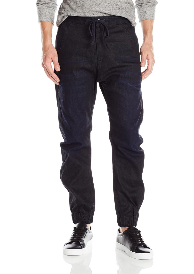 G Star Raw Denim G-Star Raw Men's Bronson Tapered and Cuffed Pants Dark Aged 38x32