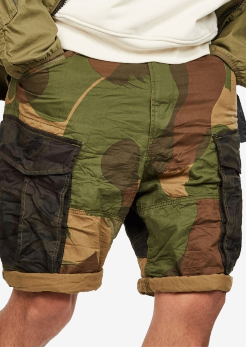 highly praised latest discount super specials G-Star Raw Men's Camo Cargo Shorts