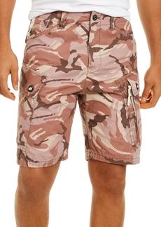 G Star Raw Denim G-Star Raw Men's Camo Cargo Shorts, Created for Macy's