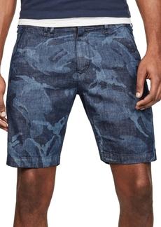 G Star Raw Denim G-Star Raw Men's Camo Chino Shorts